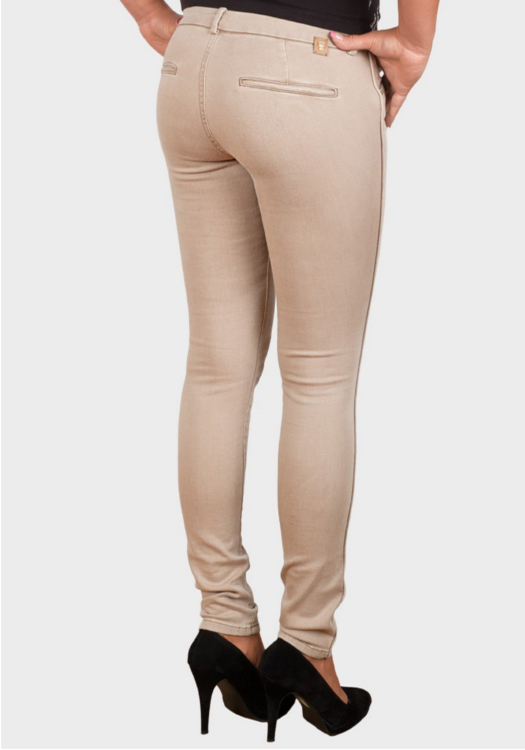 Ladies Twill Jeans 2