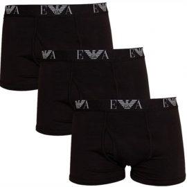 Emporio Armani Mens 3-Pack Boxer