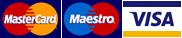 Mastercard logos