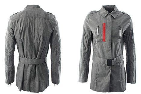 adidas Originals TK Trench Coat Jacket