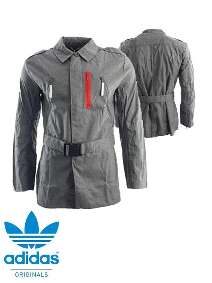 Adidas Trench Originals Coat Jacket Tk LUVSzMGqp