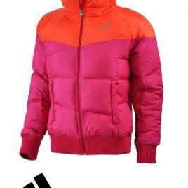 adidas Ladies Prem Bomber Jacket M65551