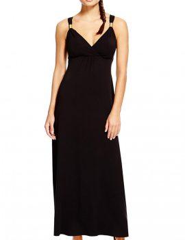 M&S Autograph Superb Modal Rich Grecian Summer Maxi Dress