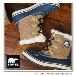 Sorel Tivoli Canvas Boot