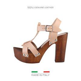 Versace 1969 Lucienne Ladies Premium Clog Sandals