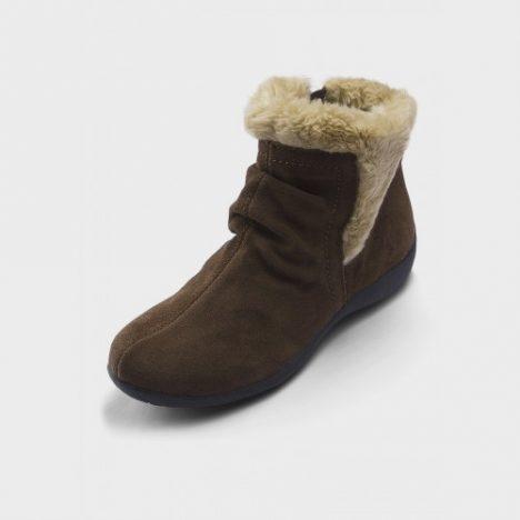 Earth Spirit Women's Ladies Genuine Suede Boots Sizes