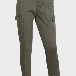 Ex UK Chainstore Girls Cargo Trousers