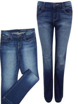 Gap INDIGO Long & Lean Flare Denim Jeans