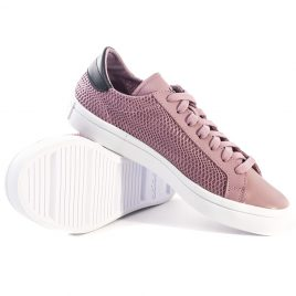 Women Adidas Court Vantage Trainers