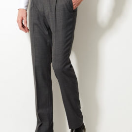 M&S Mens Tailored Wool Blend Single Pleat Trousers in Amazing Colours