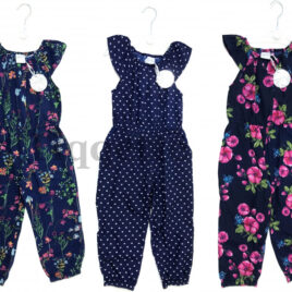 Colourful Selection of Girls Playsuits